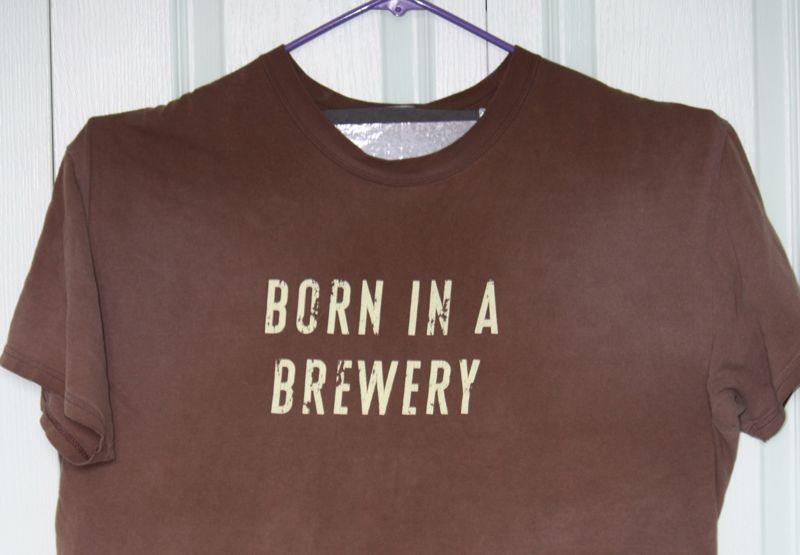 straus born shirt