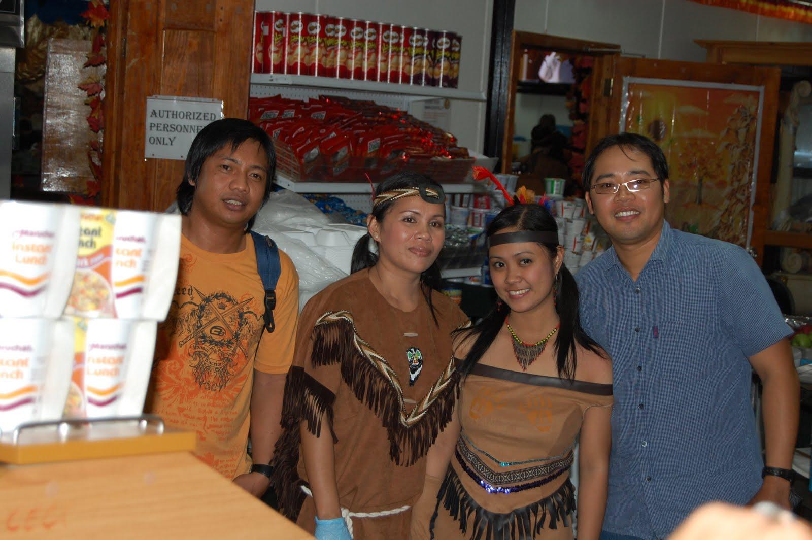 Lemonier TDay Indians