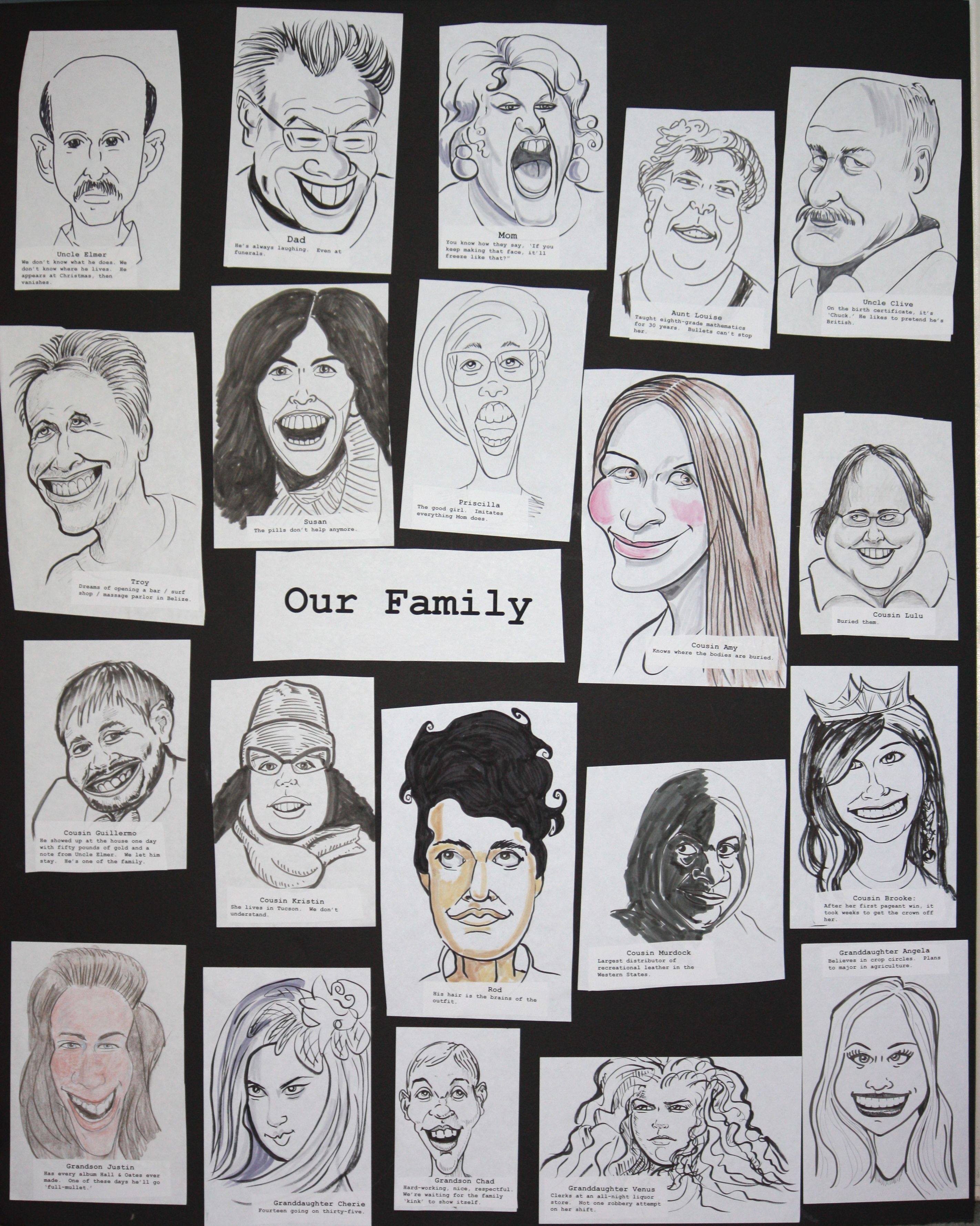Our Family Large
