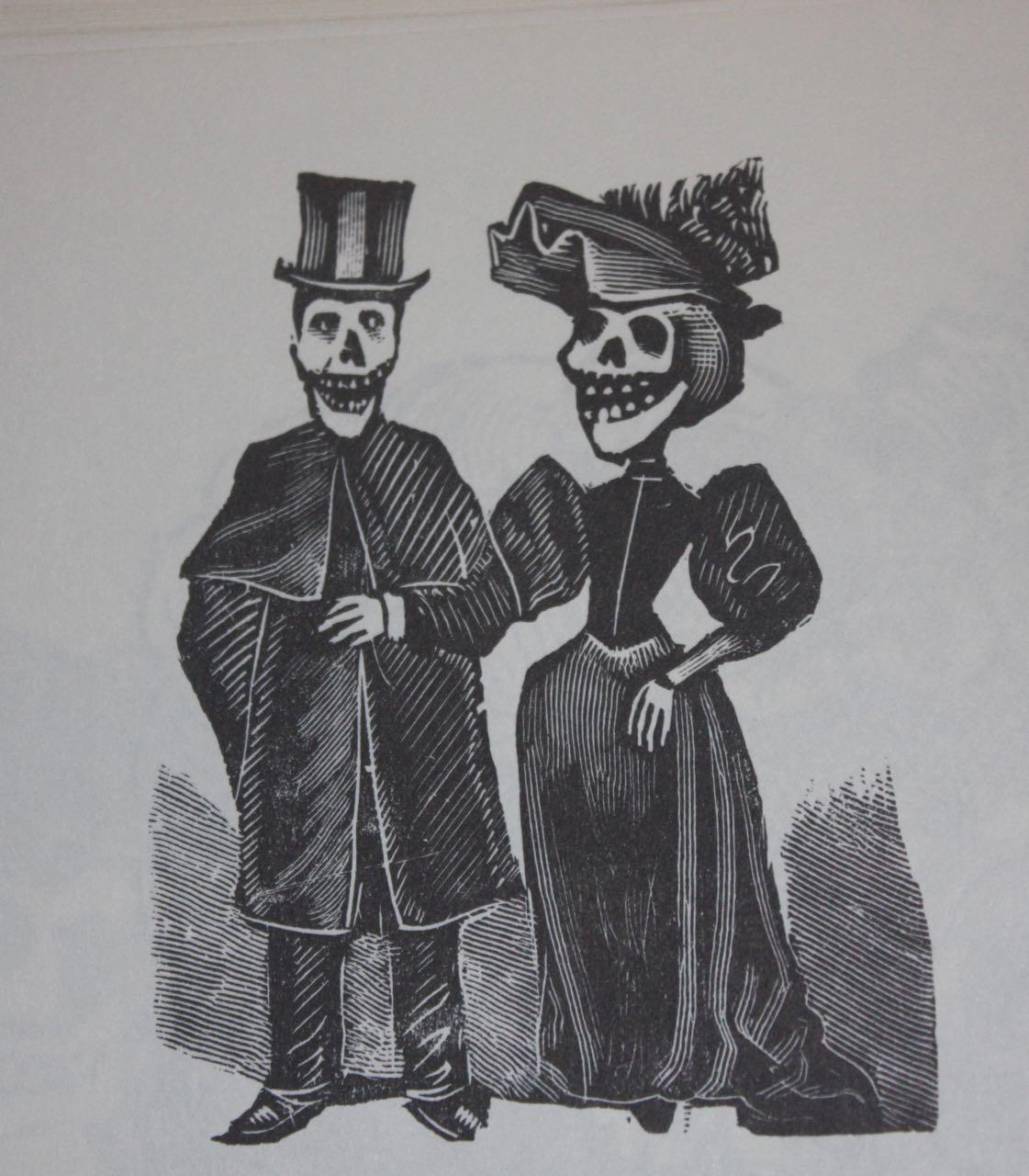 Couple Calavera