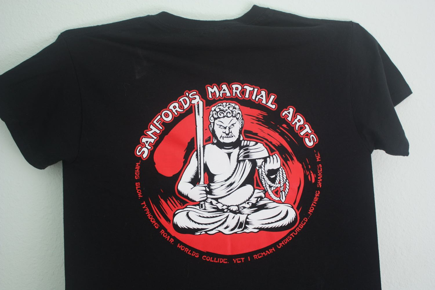 Sanford Marial Arts Savage Buddha