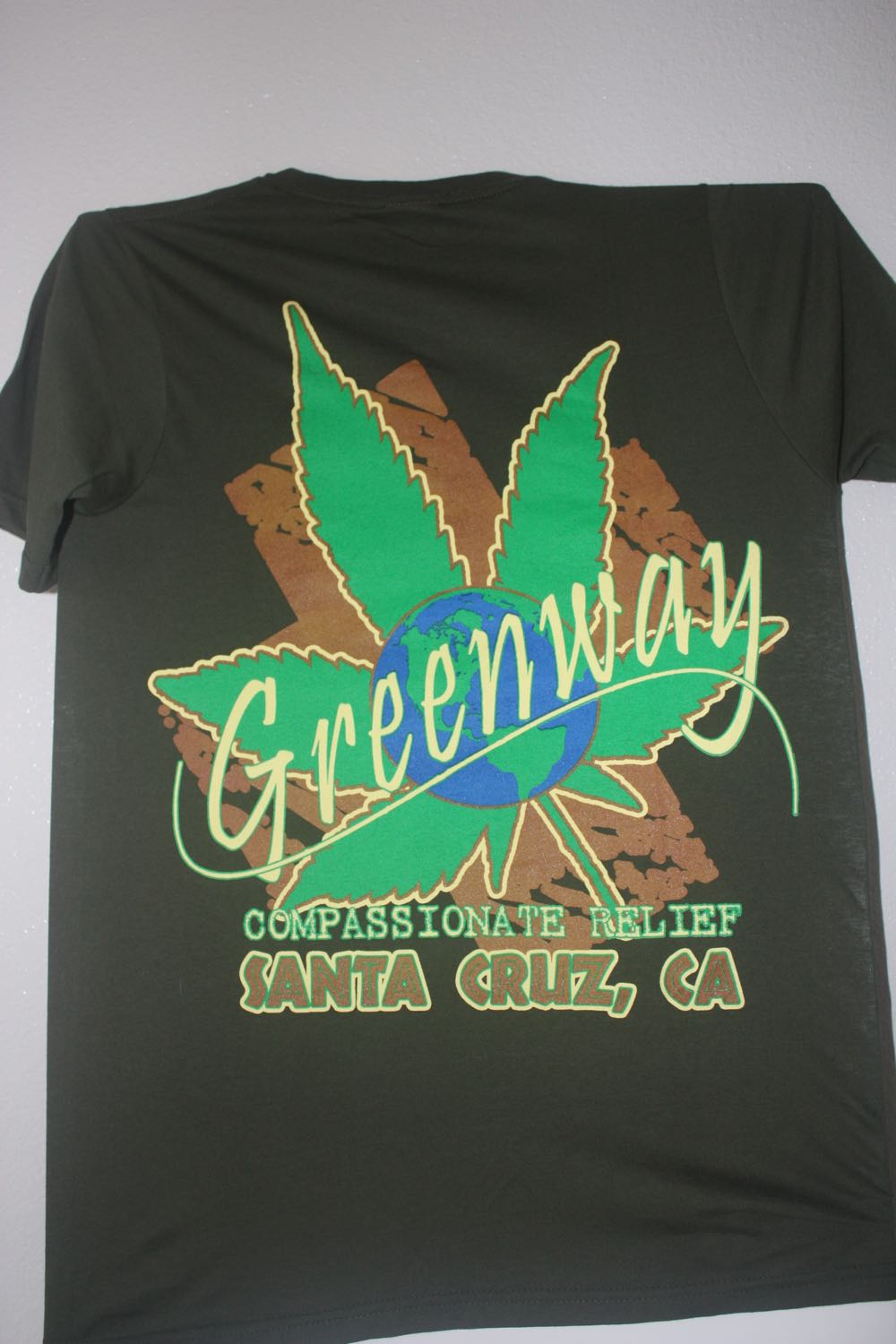 Greenway Santa Cruz Marijuana Dispensary 1