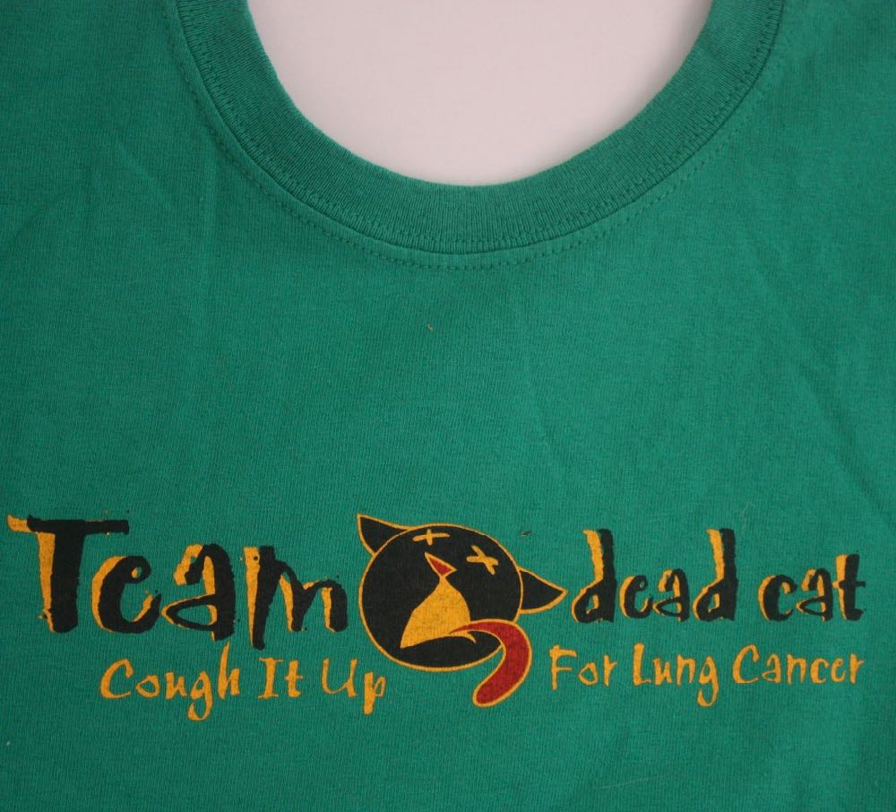 Team Dead Cat Walk for Life Tee 2