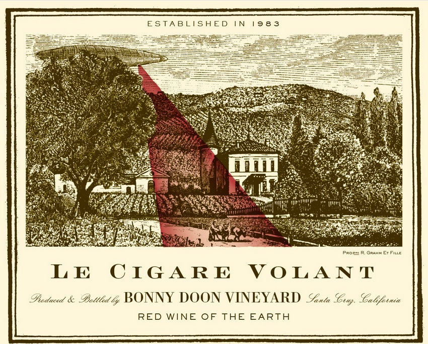 Cigare Volante Label