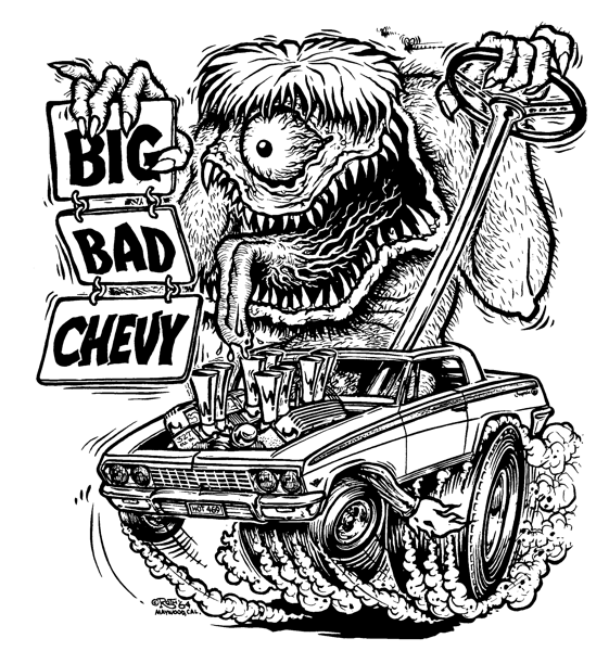 ID big bad chevy1