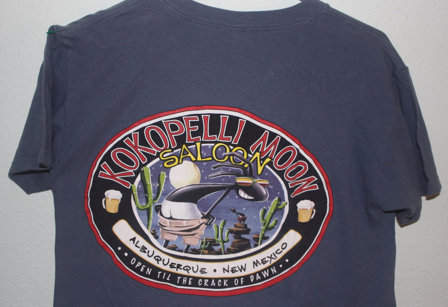 Kokopelli Moon Saloon Tee