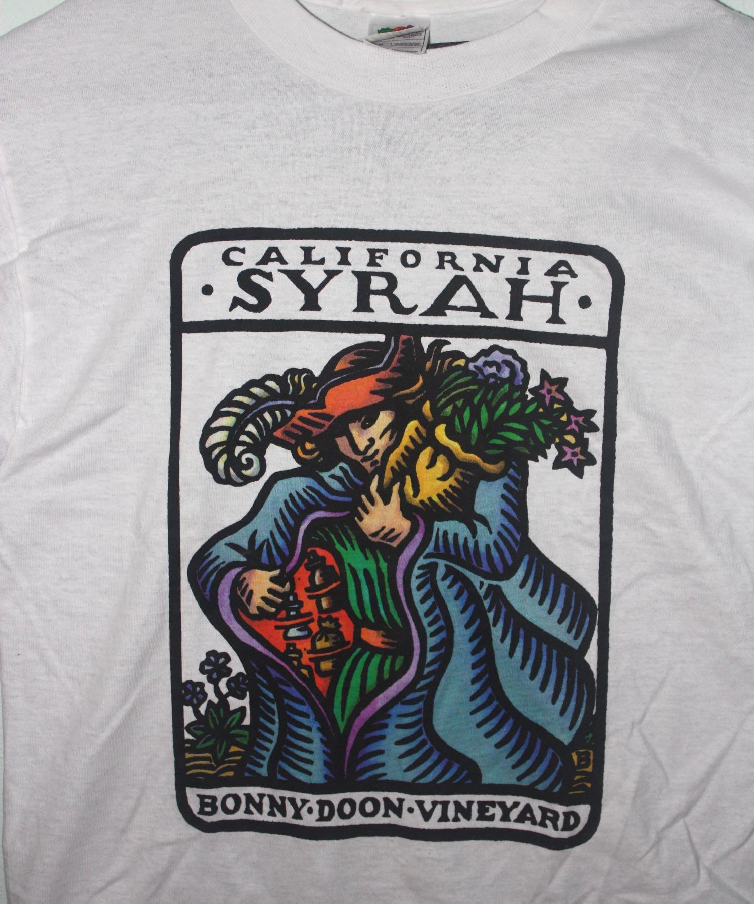 Santa Cruz BD Vinyards Sirah Tee 1