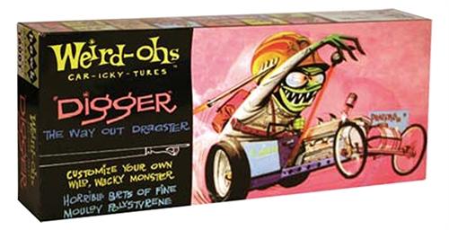 Weird-ohs Digger Kit
