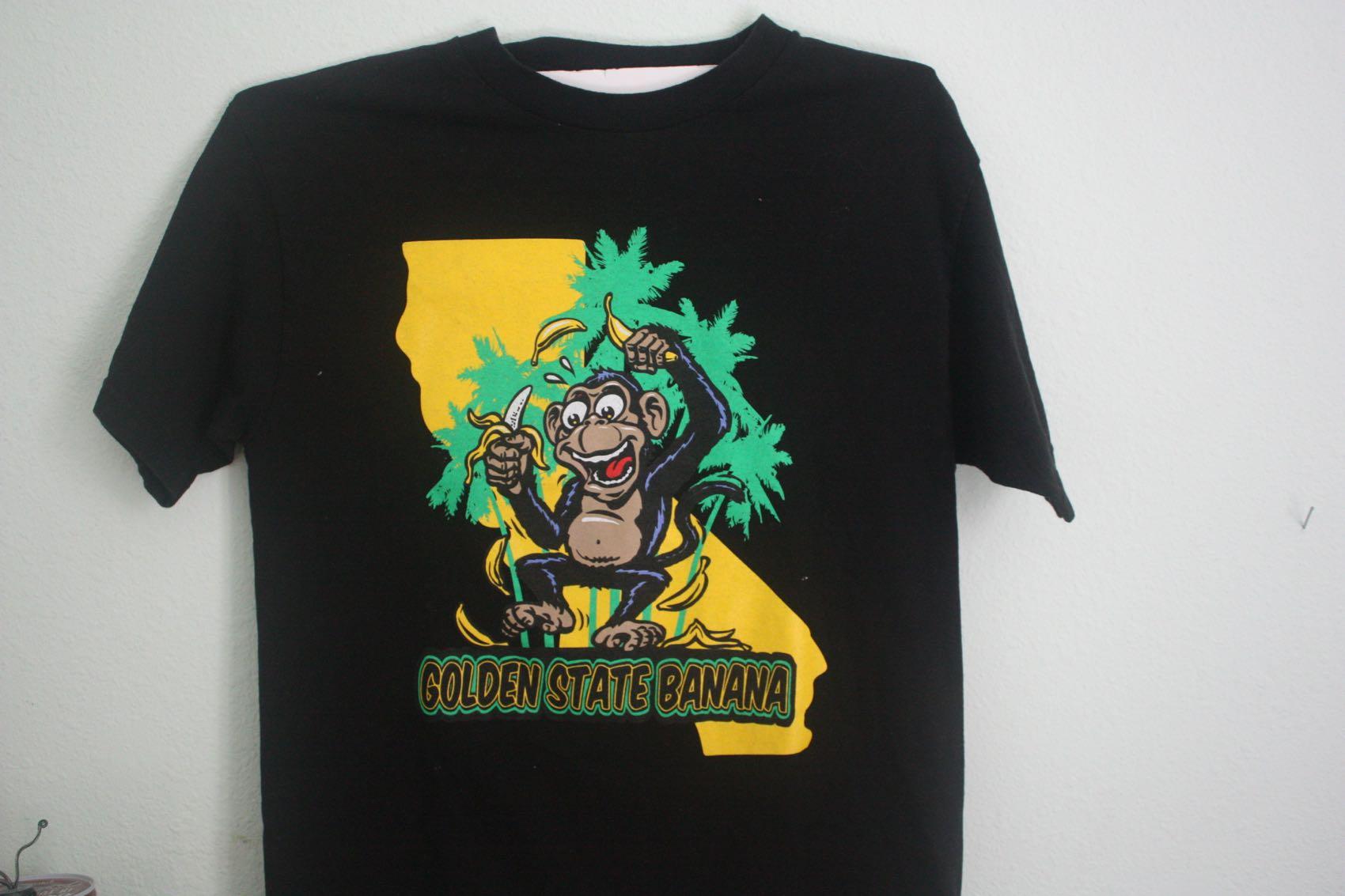 Golden State Banana