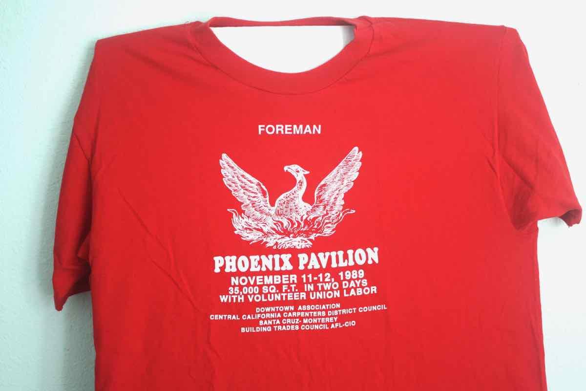 Santa Cruz Phoenix Pavilions 1989 Tee 1