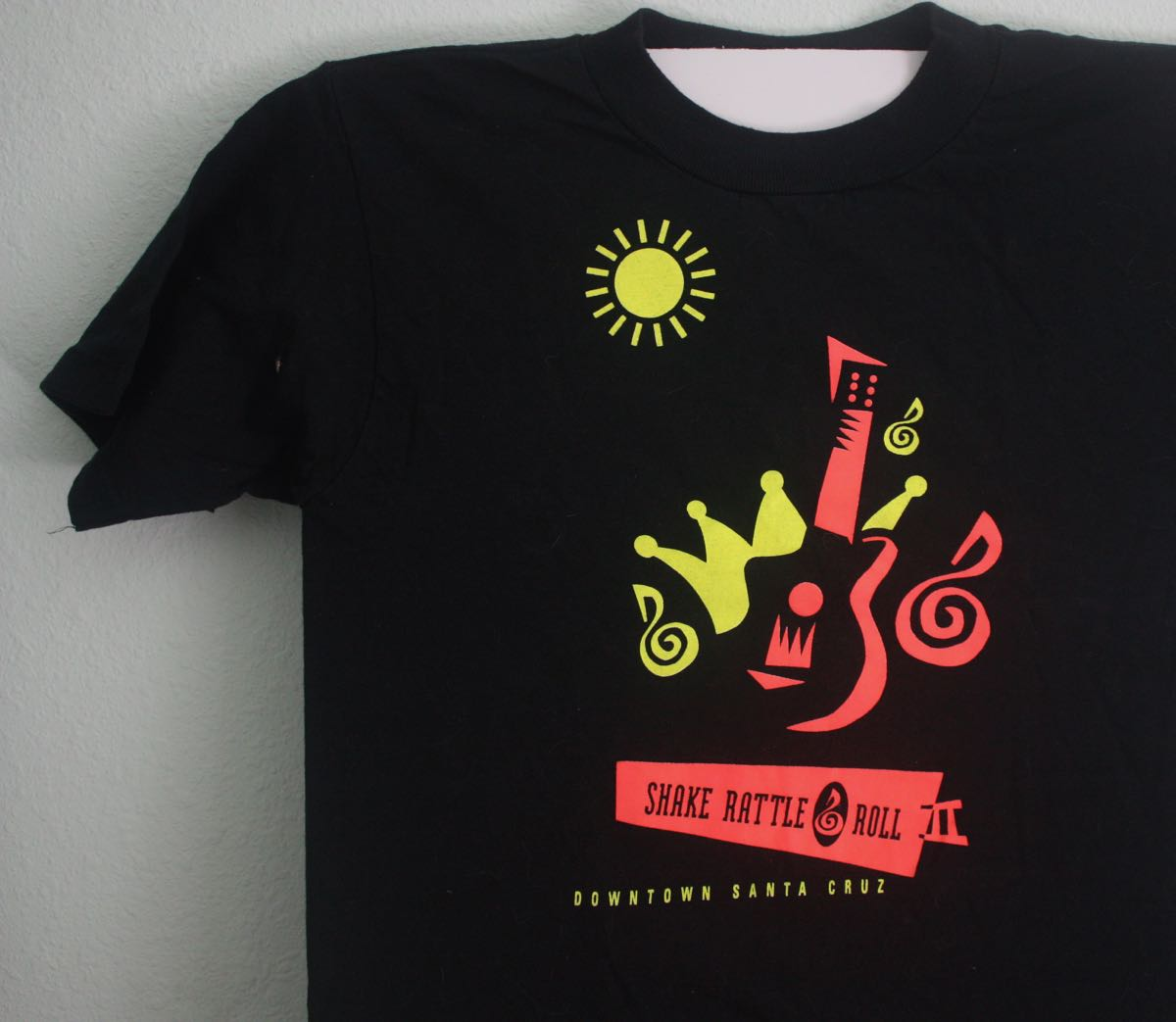 Santa Cruz Shake Rattle and Roll Event Tee 1