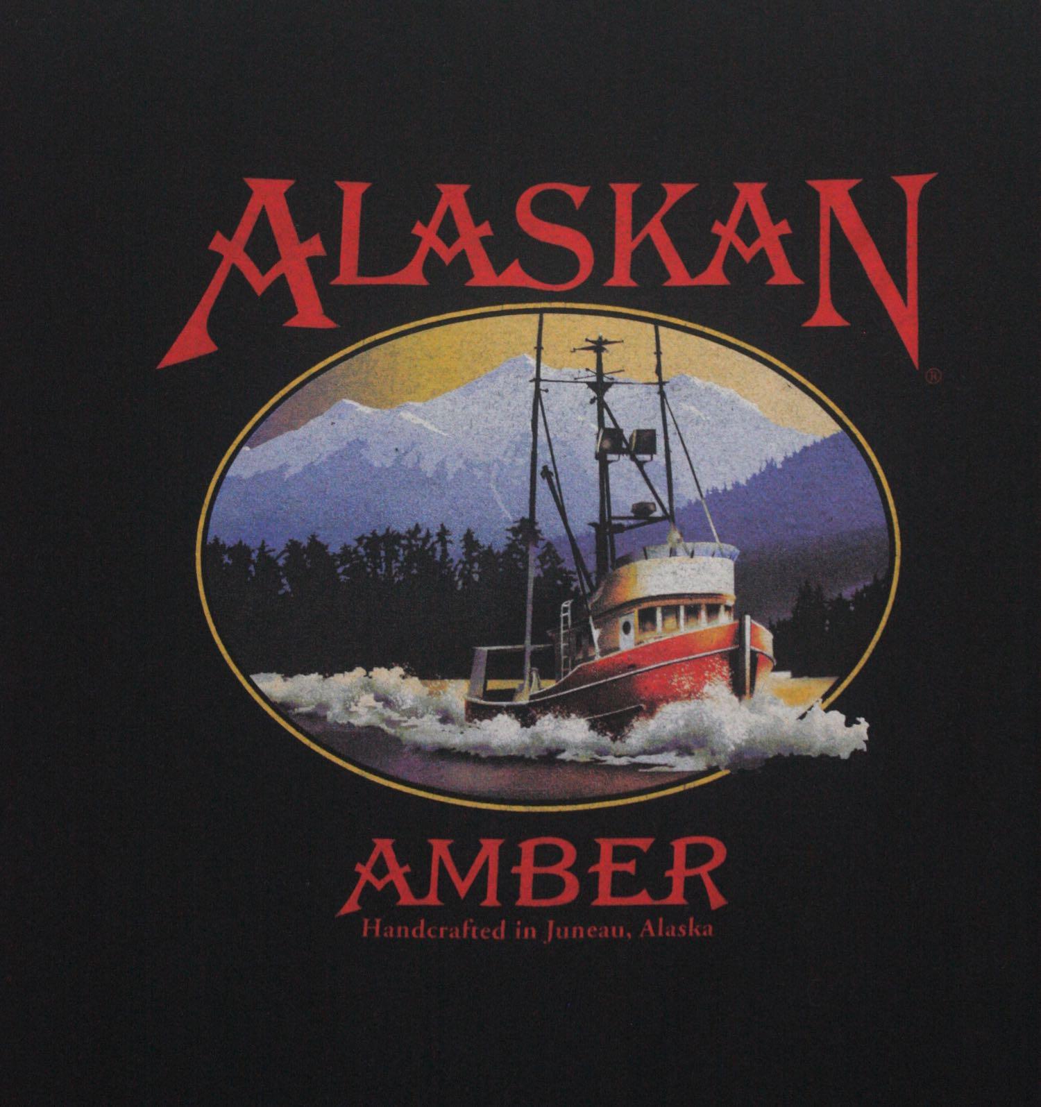 Alaskan Amber Beer Tee