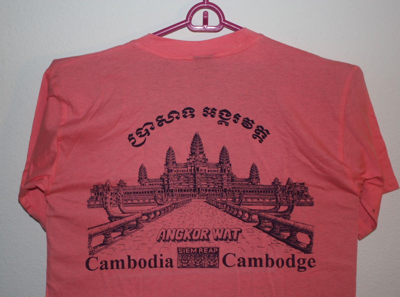 Ankgor Wat Tourist Tee