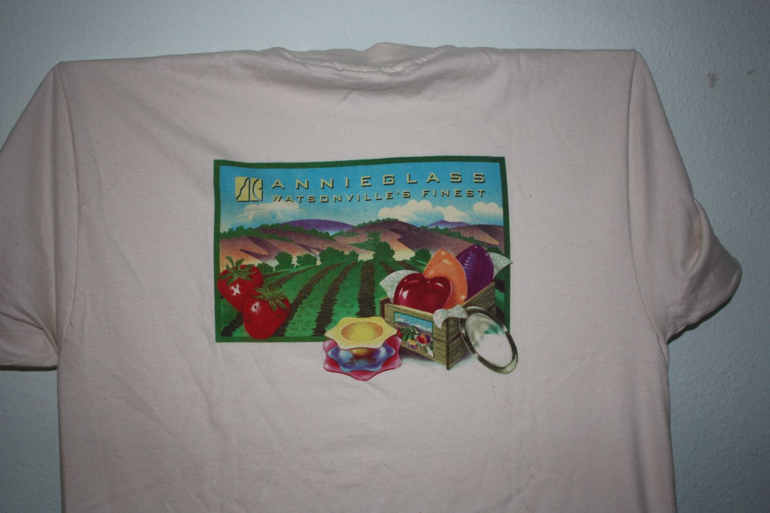 Annieglass Fruit Crate Tee