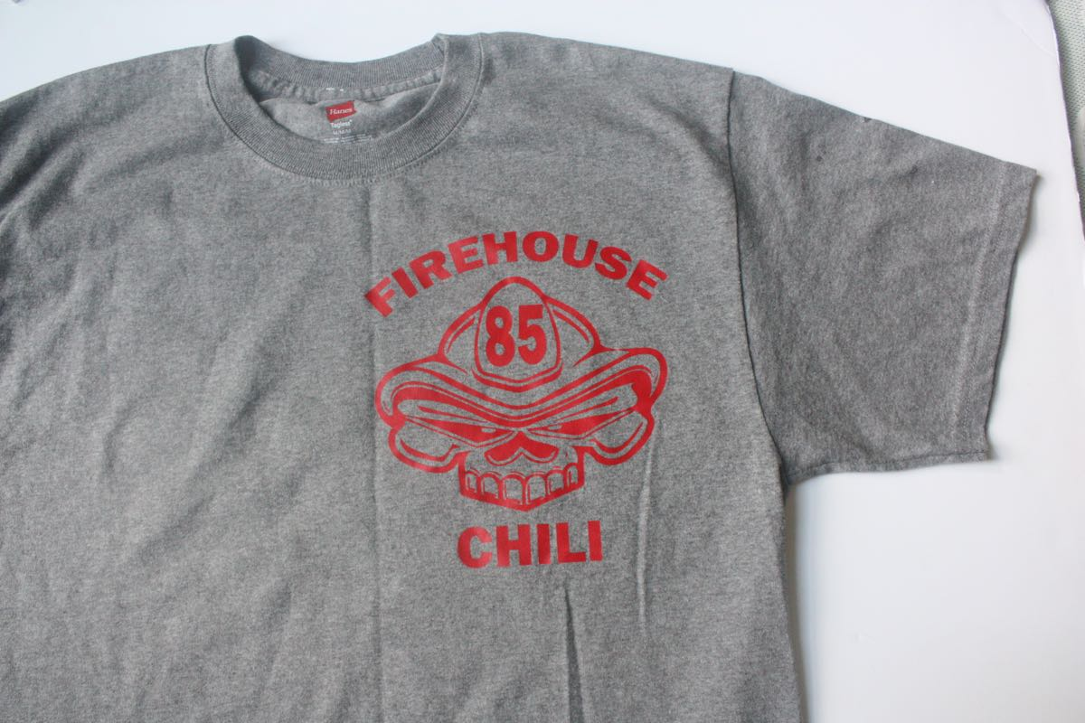 Colma Fire Department Tee 2