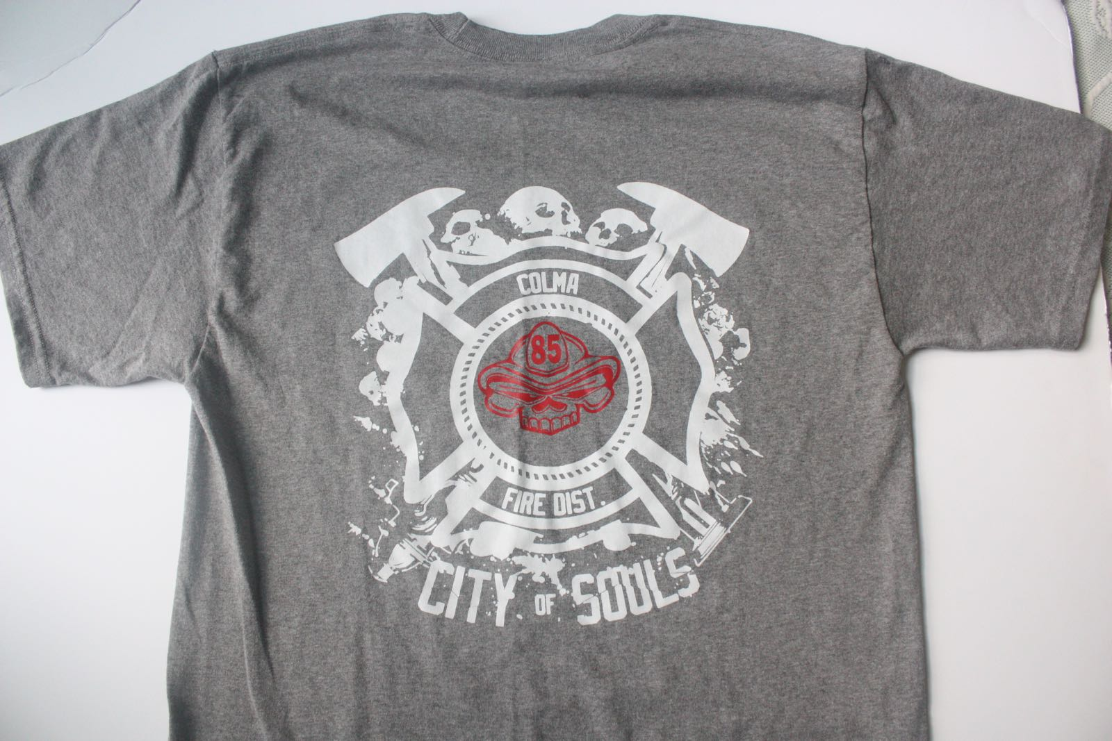 Colma Fire Department Tee