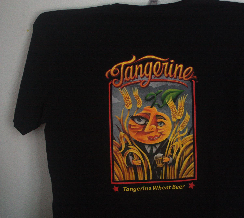 Duane Flatmo Tangerine Beer Tee