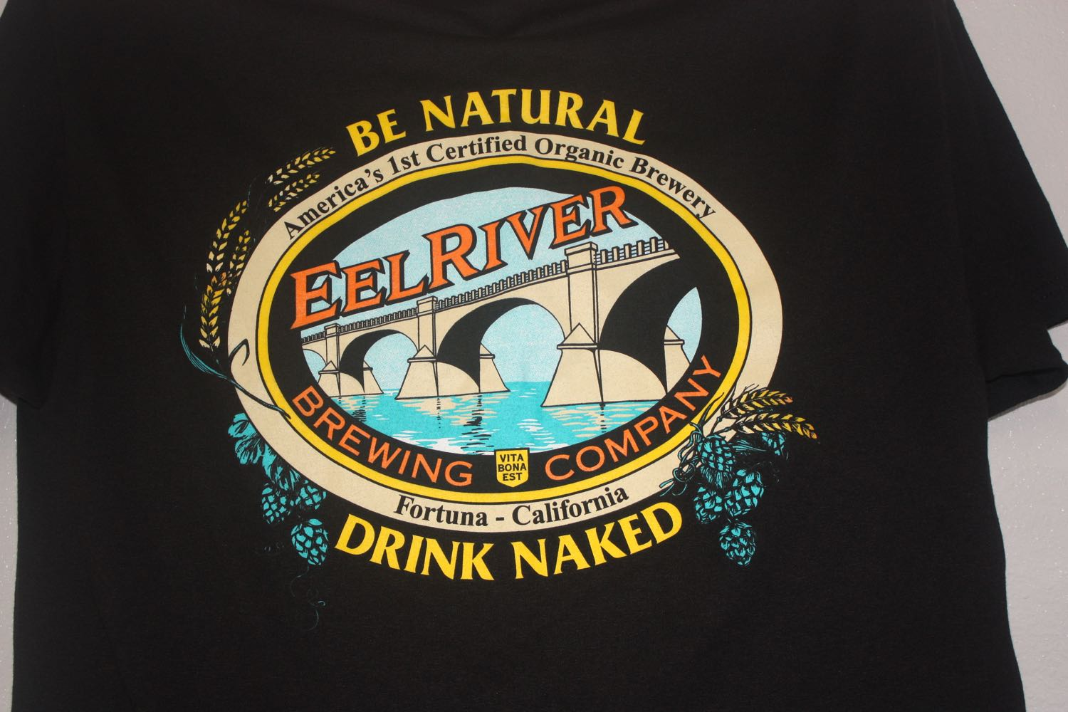 Eel River Organic Brewing Drink Naked 1