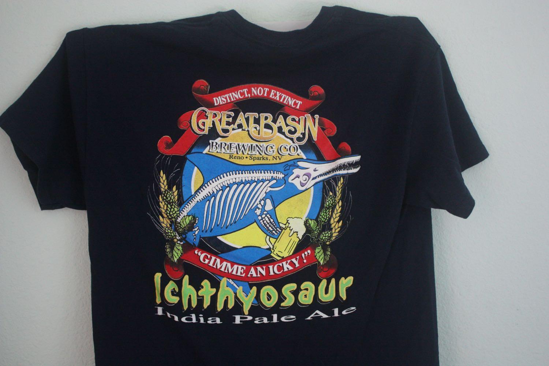 Ichthyosaur Pale Ale Tee