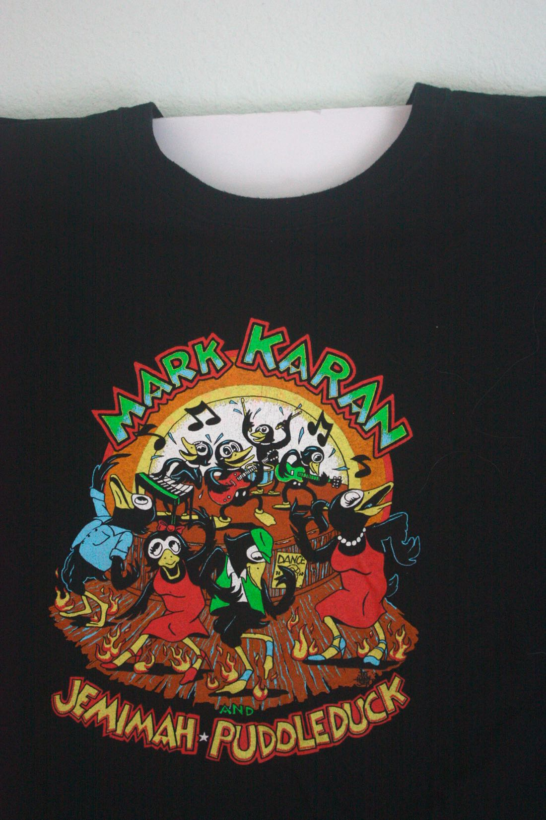 Jerimiah Puddleduck Grateful Dead Tribute Band Tee