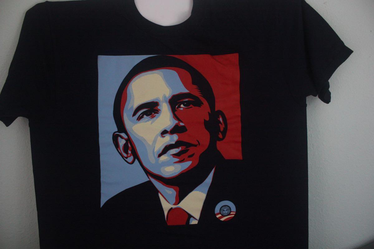 Obama Hope Tee Variant