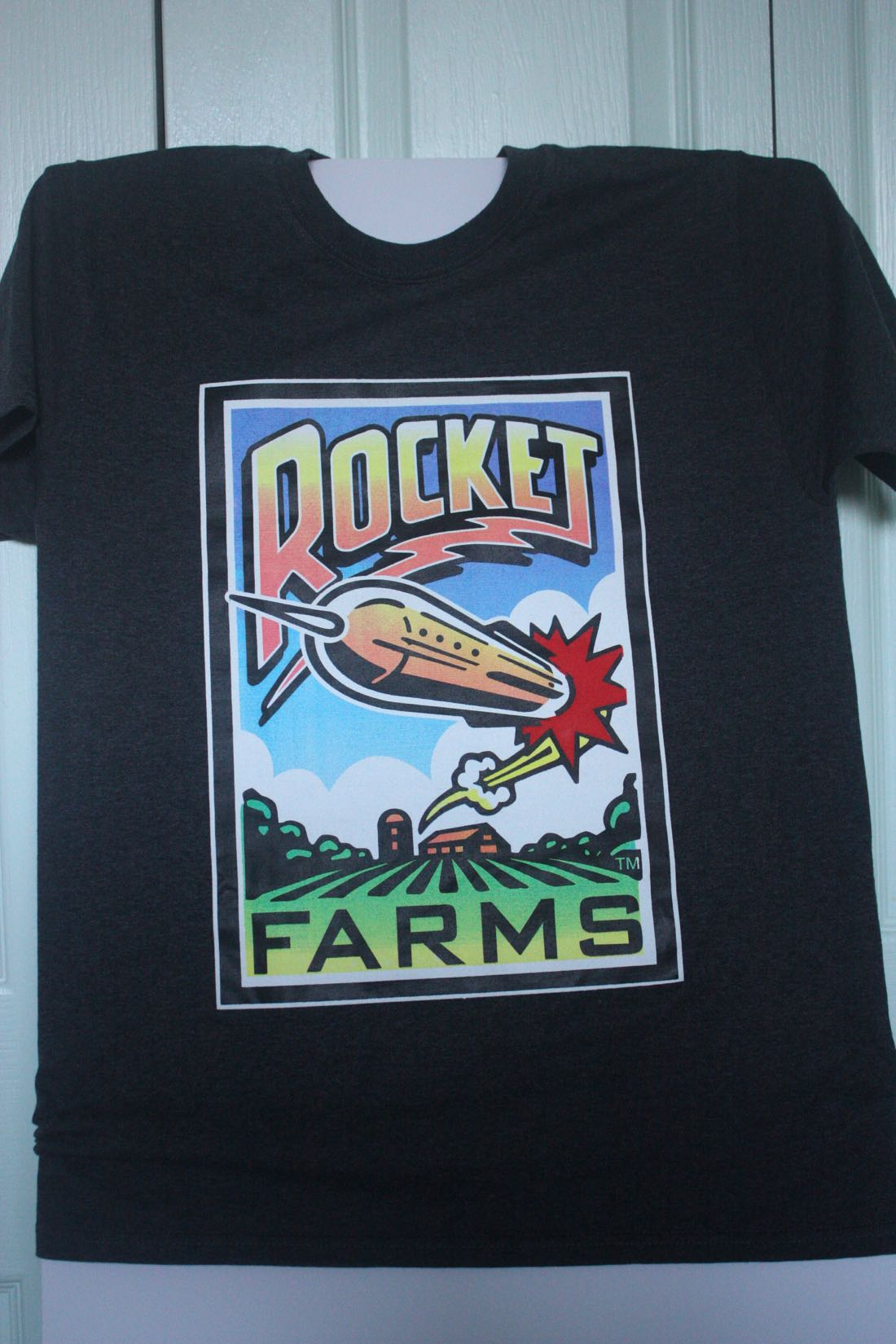 Rocket Farms Ag Tee