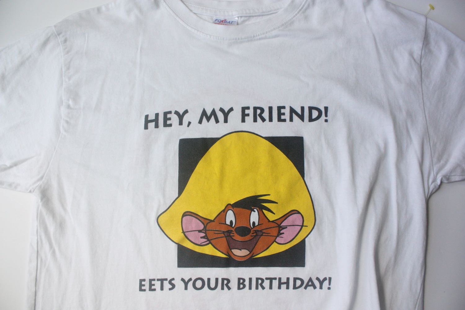 Senor Paco's Birthday Tee Bahrain