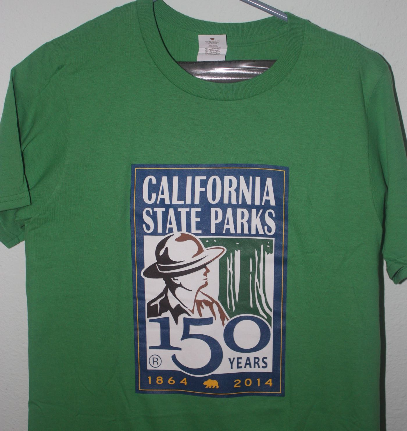 California State Parks 150th Anniversary Tee