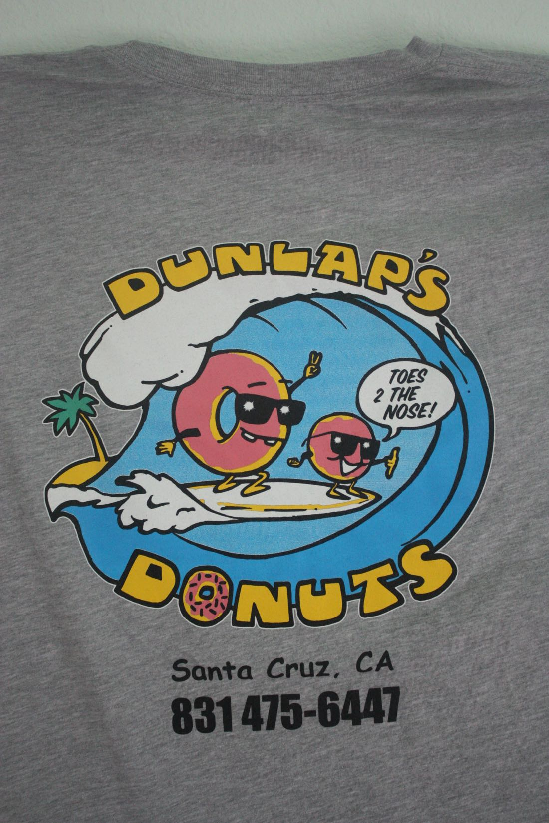 Dunlap Donuts Tee Year 2