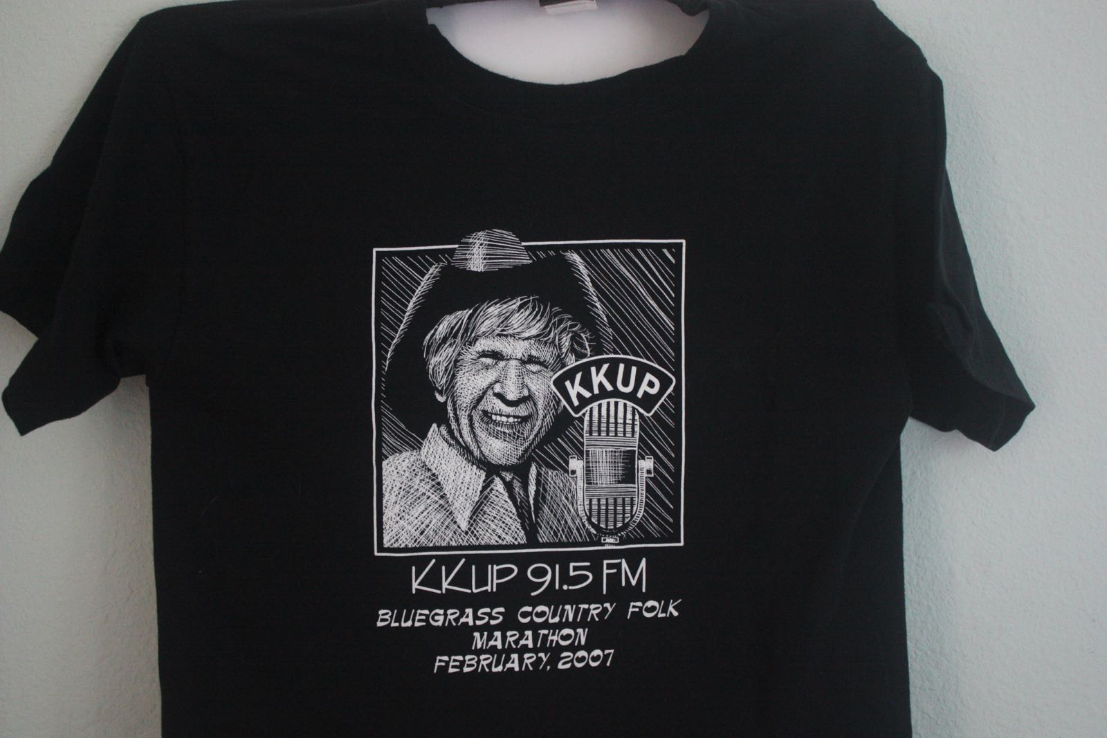 KKUP Country and Western Marathon Tee