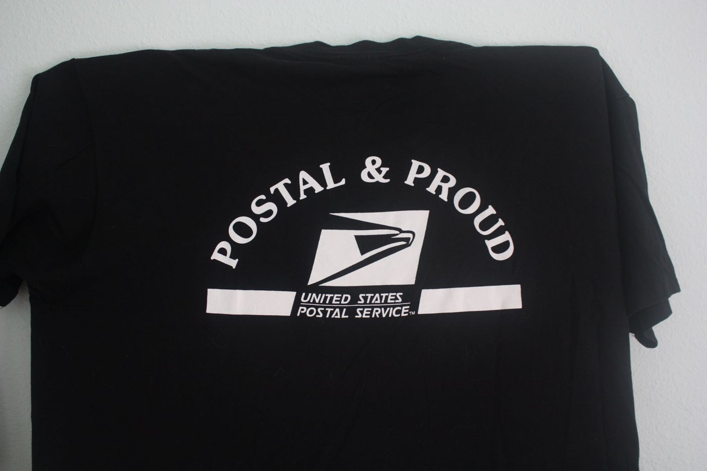 Postal and Proud Post Office Tee 1