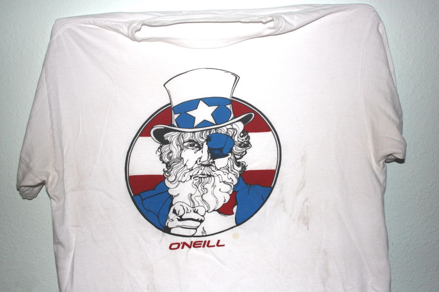 """""""Uncle Sam"""" O'Neill"""
