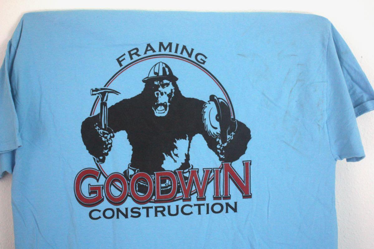 Godwin Framing Gorilla Workman's Santa Cruz Tee
