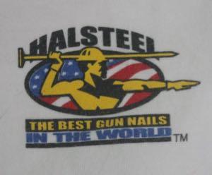 Sands of Iwo Jima Nail Company Tee 2