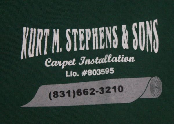 Santa Cruz Fuzzy Side Up Carpet Tee 1