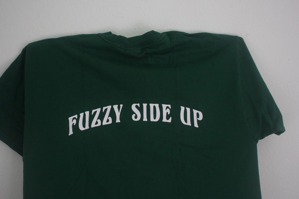 Santa Cruz Fuzzy Side Up Carpet Tee 2