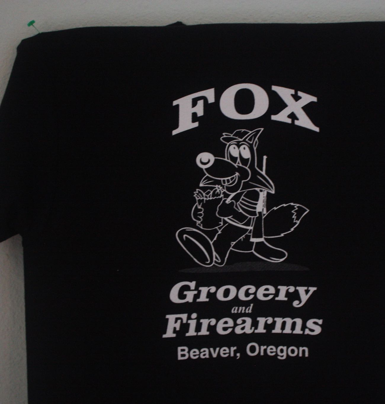 Fox Guns and Groceries 1