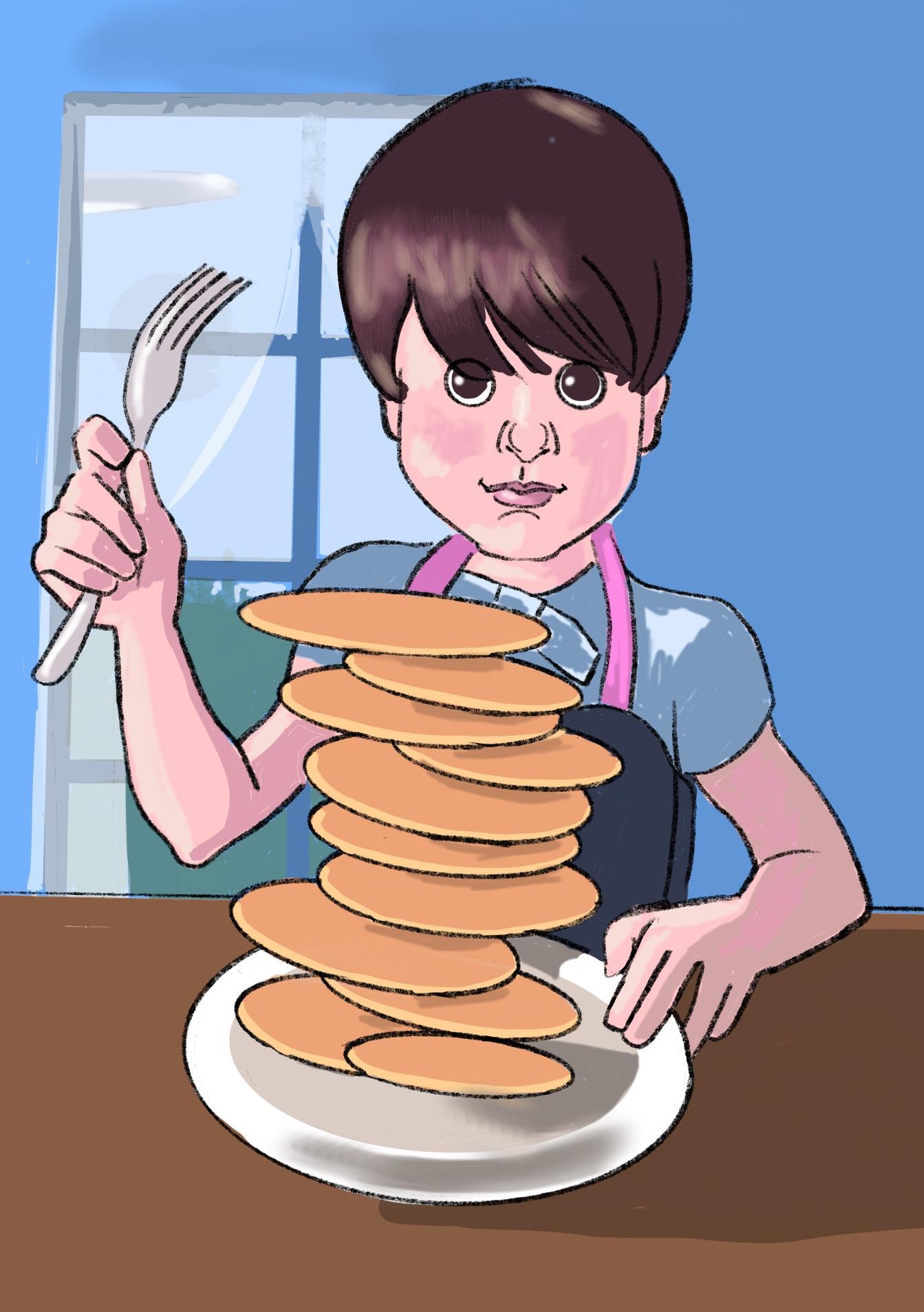 pancakesU