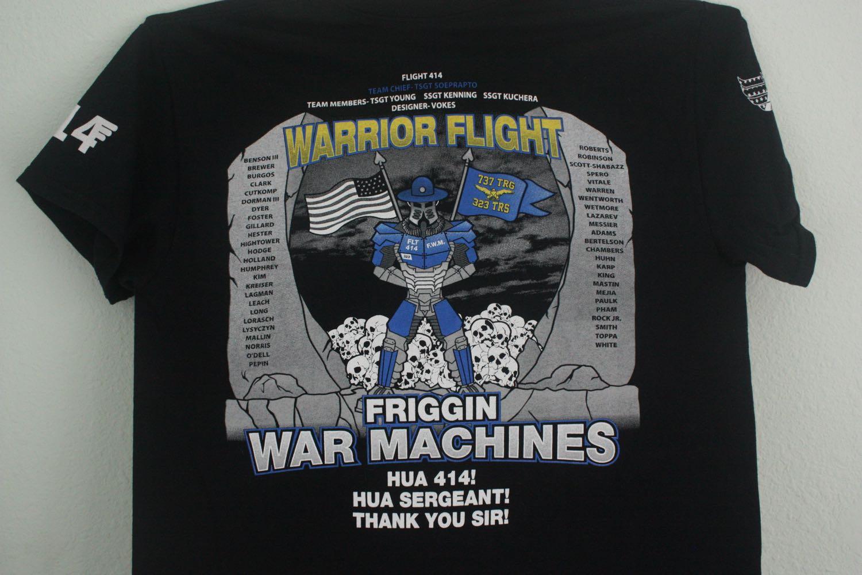 AF 323TS FRIGGING WAR MACHINES 2