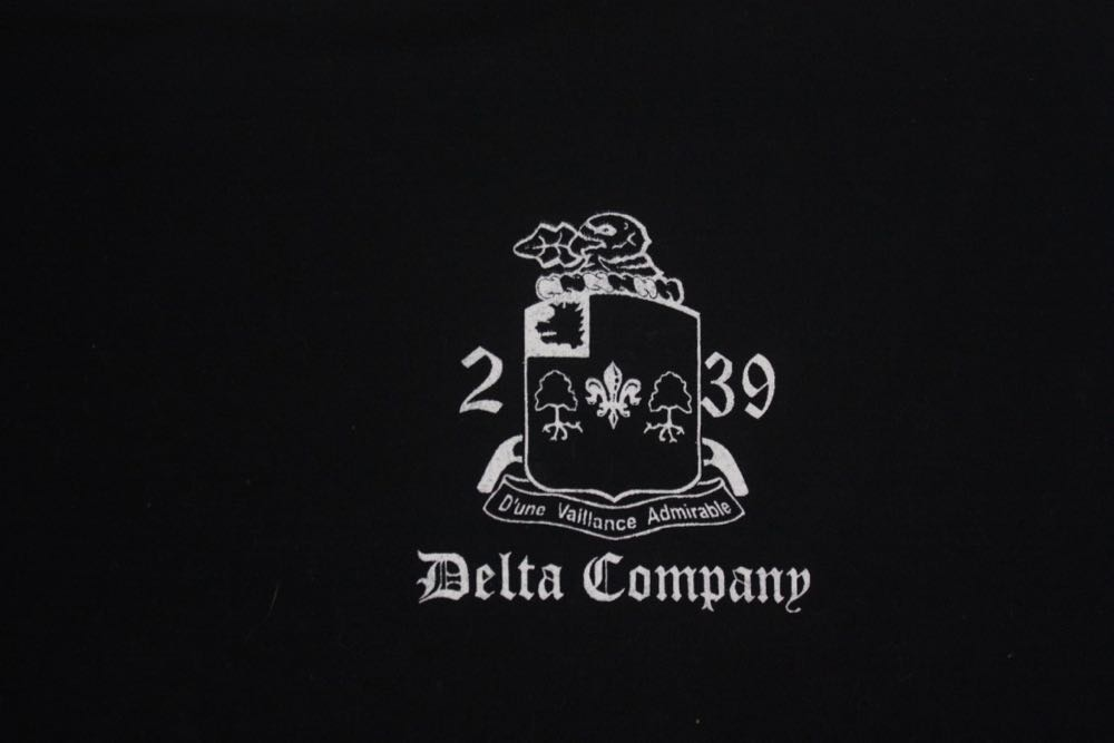 Delta Company Training Tee 2