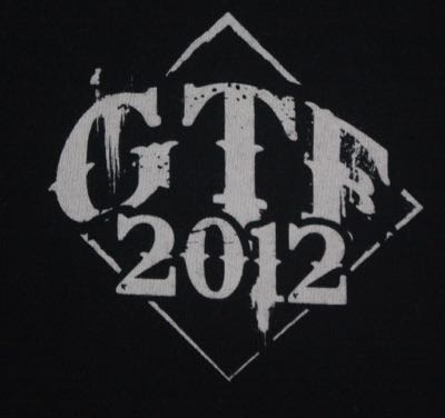 Gang Task Force 2012 Gunslinger Tee 2