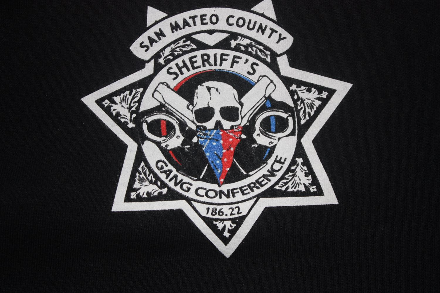 San Mateo County Sheriff Gang Conference