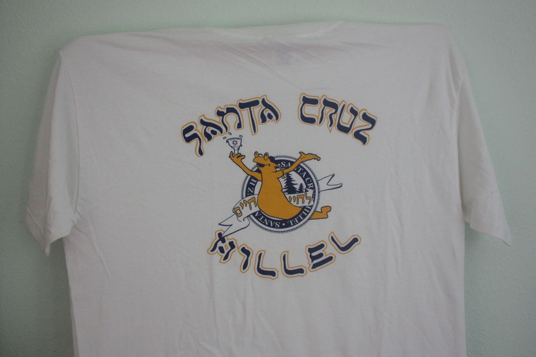 Santa Cruz Hillel Jewish Slug Tee