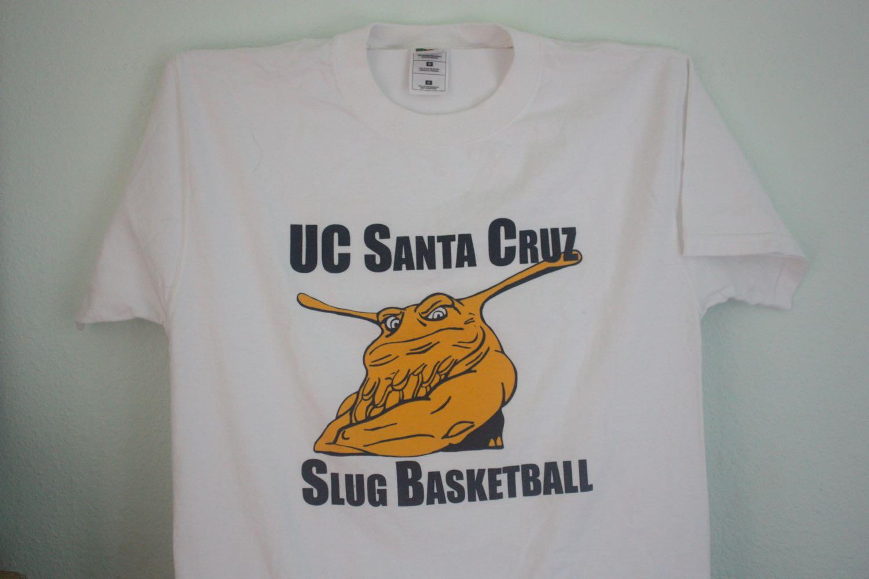 UCSC Steroid Dominator Slug Basketball Tee