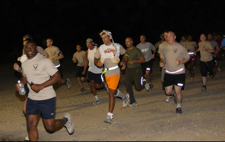 Camp Basion Full Moon Run 2