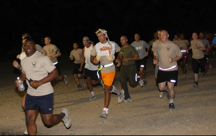 Camp Basion Full Moon Run 2