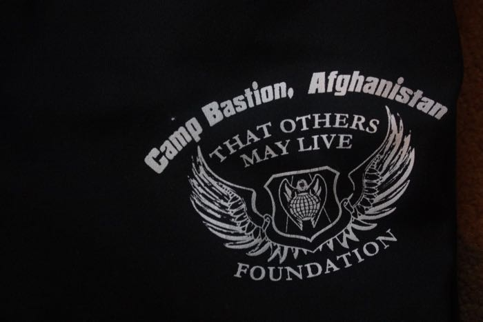 Camp Bastian 46th ERQS Guardians Cinco Run Tee 2