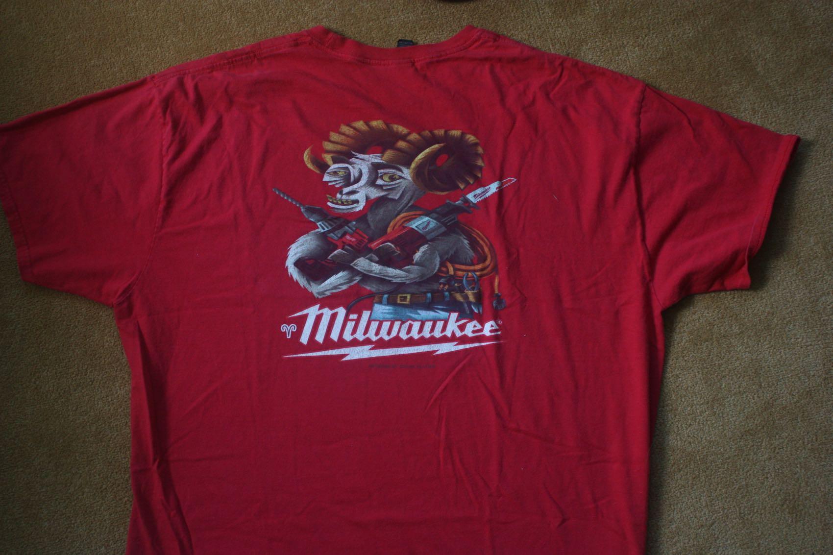 IES Milwaukee Tool Duane Flatmo