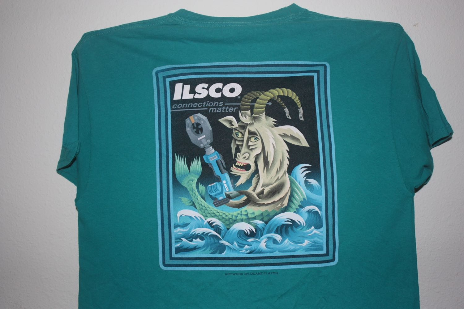 Ilsco Electronics by Duane Flatmo