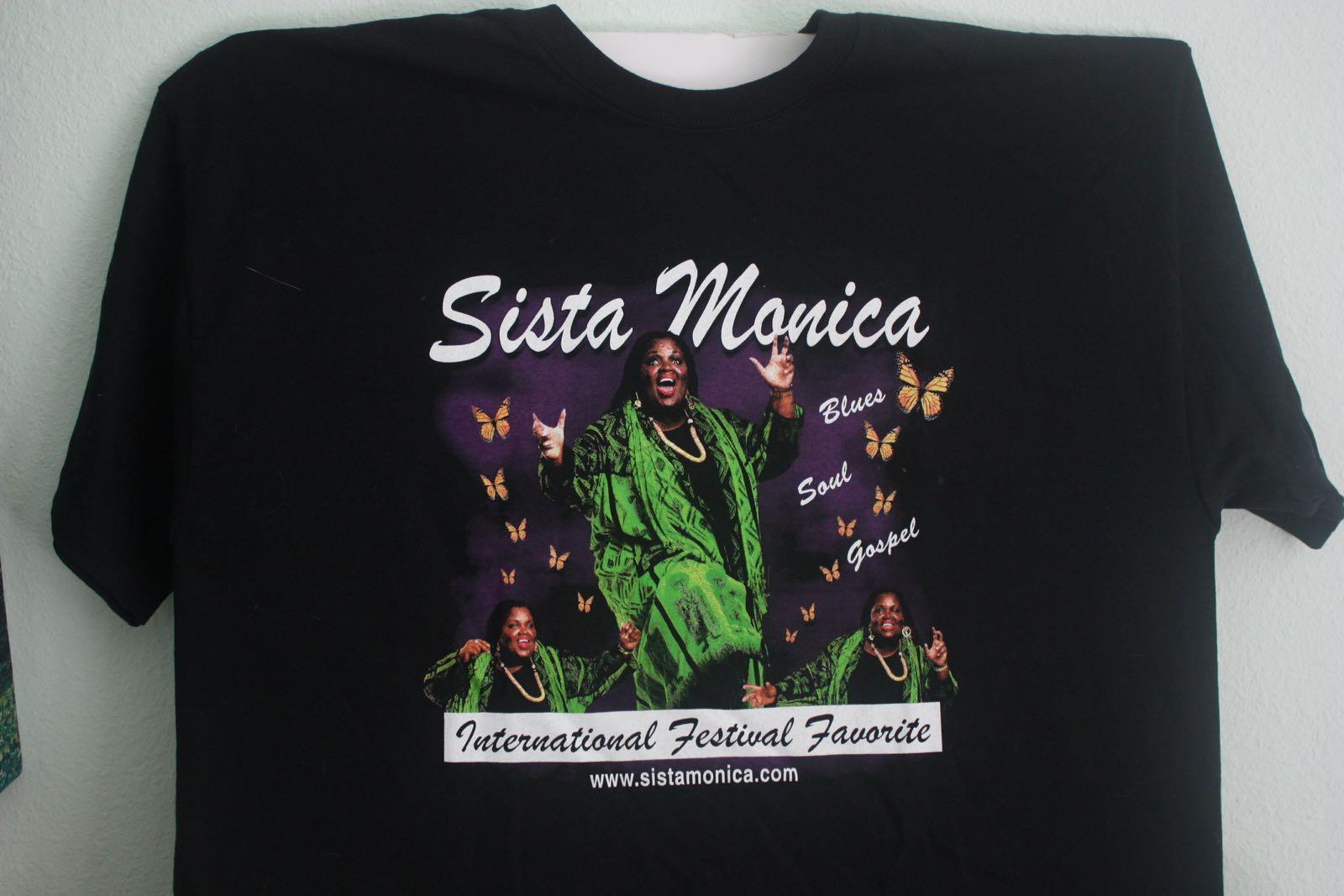 Santa Cruz Sista Monica Tee 1
